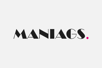 Maniags logo